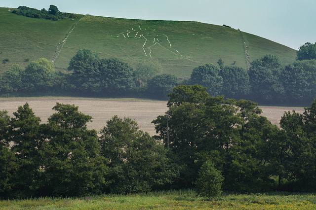 Cerne Giant Photo